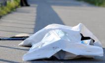 В Днепре возле больницы нашли труп мужчины