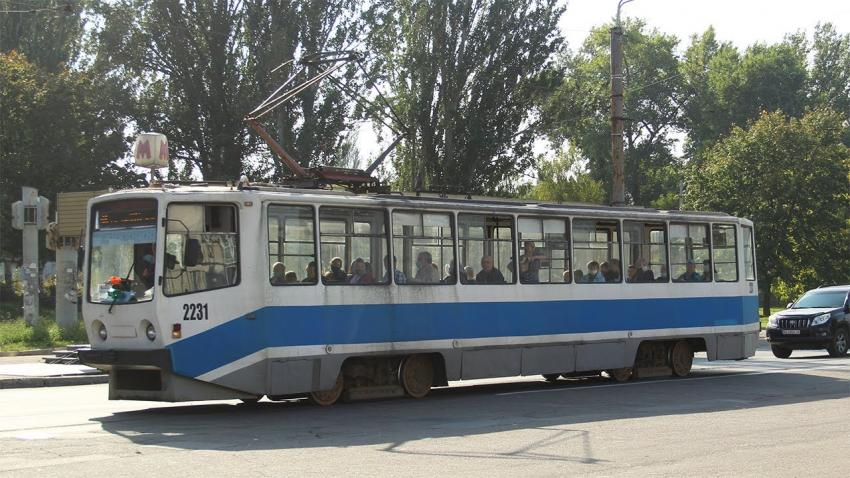 Новости Днепра про В Днепре перестали ходить трамваи № 18 и № 19: в чем причина