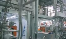 В Днепре построили завод по производству гранул из полиэтилена и пропилена