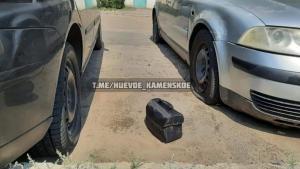 Новости Днепра про Водители взволнованы: ночью массово изрезали колеса авто