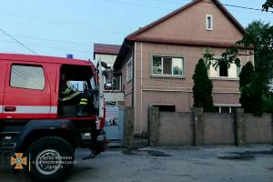 Новости Днепра про Масштабный пожар в доме престарелых, стали известны причины