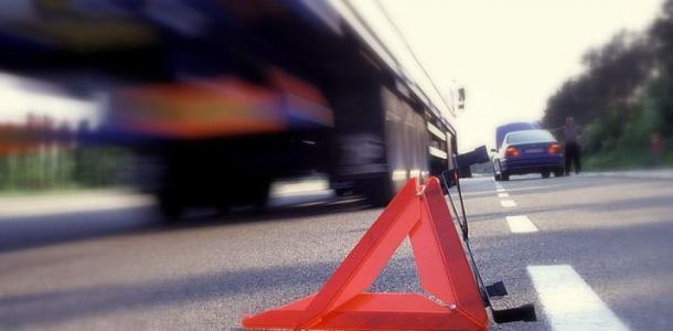 Под колеса грузовика в Днепре попала 15-летняя девочка