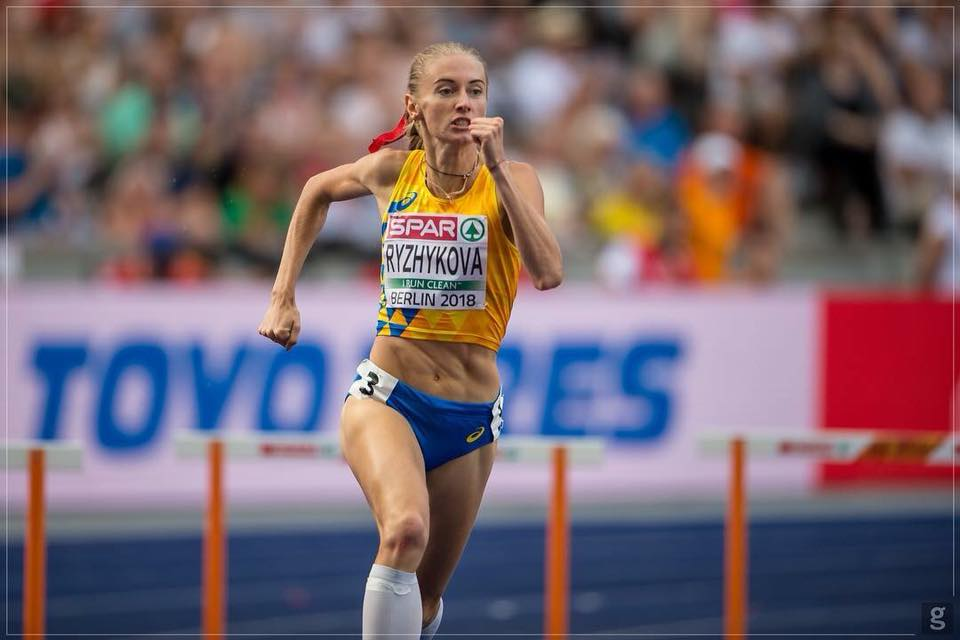 Новости Днепра про Днепровская легкоатлетка поборется за медаль на Олимпийских играх