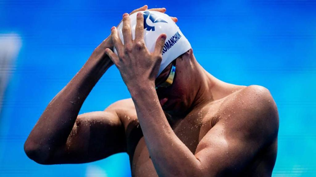 Новости Днепра про Гордимся: украинский пловец в Токио установил новый олимпийский рекорд