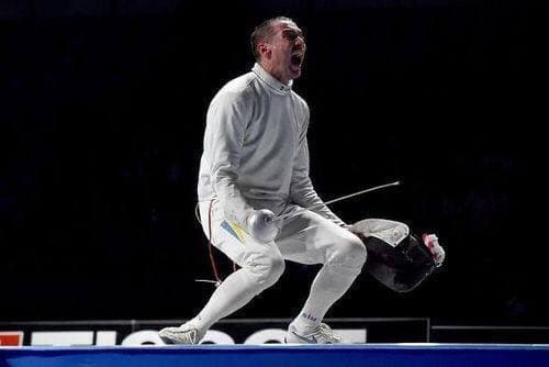 Новости Днепра про Игорь Рейзлин выиграл бронзу Олимпиады в фехтовании