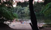 «Никто ее даже не искал»: в Днепре на пляже утонула 5-летняя девочка