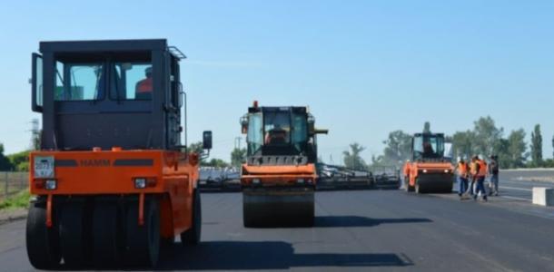 ТОП-5 самых дорогих ремонтов дорог, которые проводят в Днепропетровской области