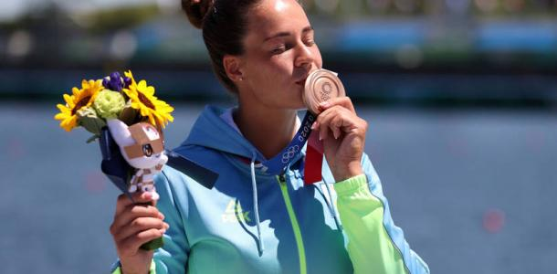 Олимпийские победы: копилка украинских медалей пополнилась еще одной бронзой
