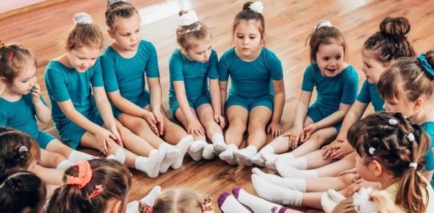 Куда отдать ребенка: бесплатные детские кружки в Днепре