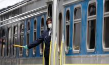 Пять поездов через Днепропетровщину задерживаются из-за аварии на ЖД