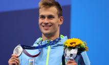 Проклятье бронзовых наград снято: украинский пловец завоевал первое олимпийское серебро