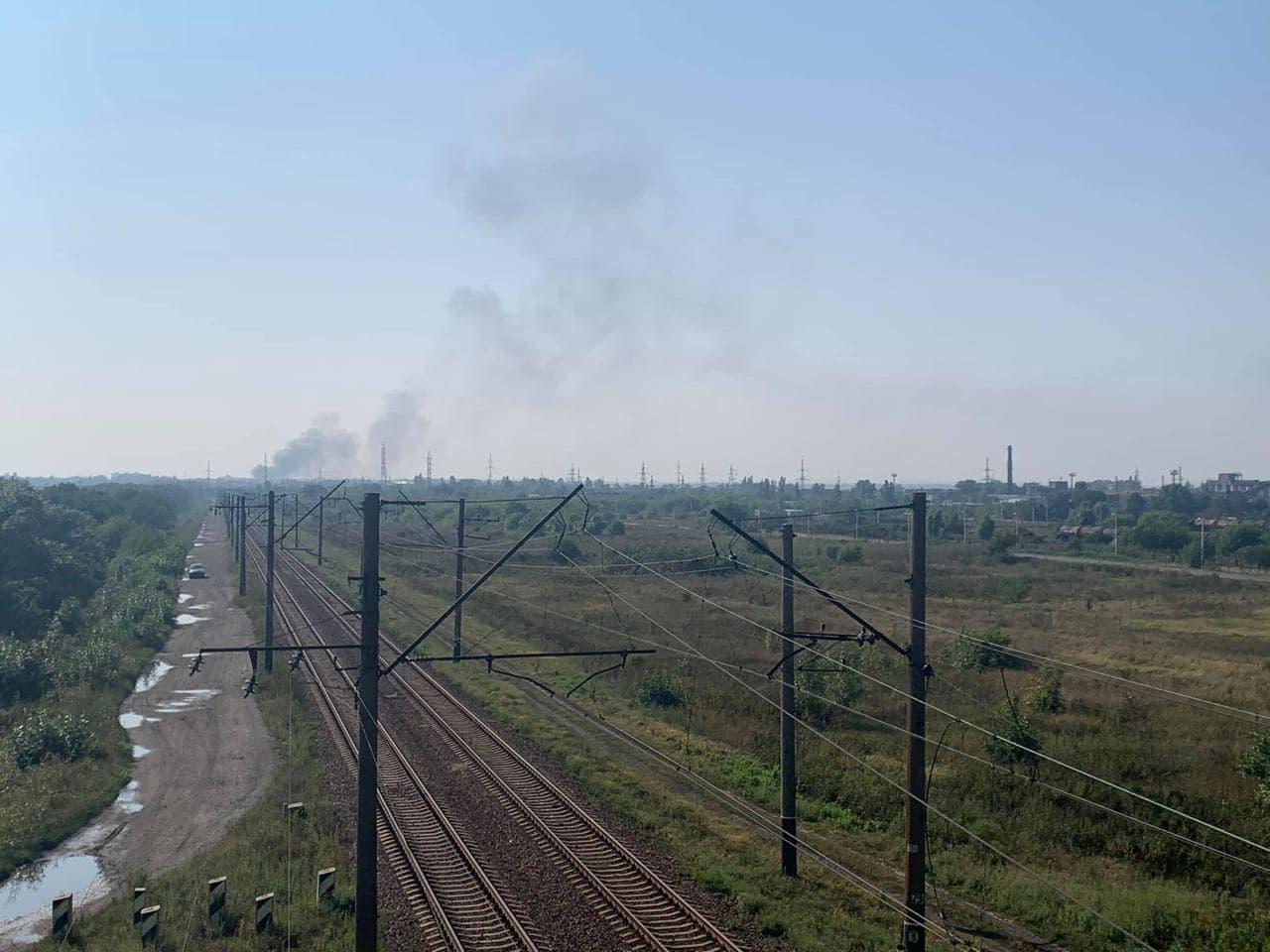 Новости Днепра про Из-за обстрелов в Авдеевке некоторые поезда из Днепра изменили маршрут