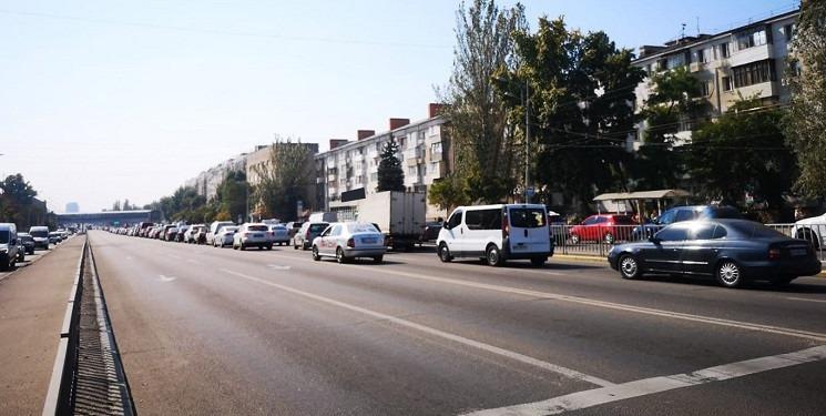 Новости Днепра про На Слобожанском проспекте могут появится трамваи