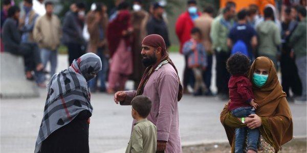 Новости Днепра про На содержание афганских беженцев в Украине просят выделить полмиллиарда гривен