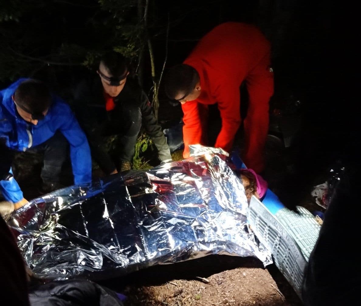 Новости Днепра про Взрыв костра в Карпатах: среди туристов есть погибшие и пострадавшие