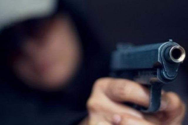 Новости Днепра про На Самарском мосту днепрянин стрелял в приятеля из пистолета