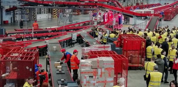 Терминал для посылок в Днепре: «Новая почта» получит 13 млн евро кредита на строительство