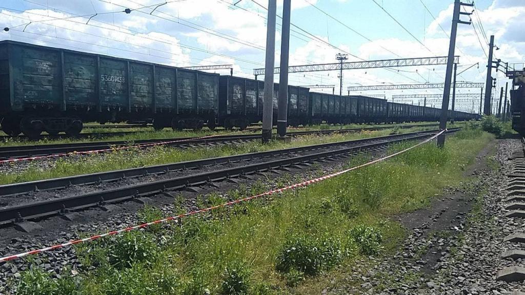 Новости Днепра про В Кривом Роге женщина бросилась под поезд