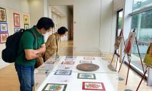 Петриковскую роспись представили в Токио: масштабная выставка уже открыта