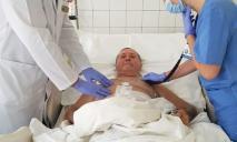 Он чувствовал себя старым и брошенным: в Днепре медики спасли мужчину с аневризмой