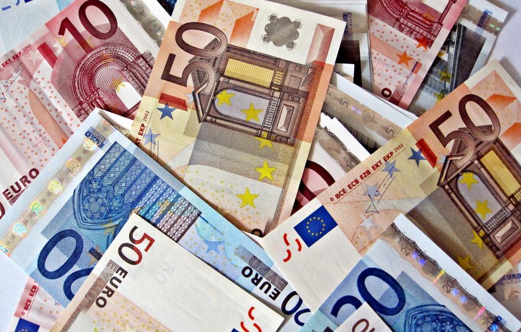 Новости Днепра про Евро дешевеет: курс валют на 21 сентября