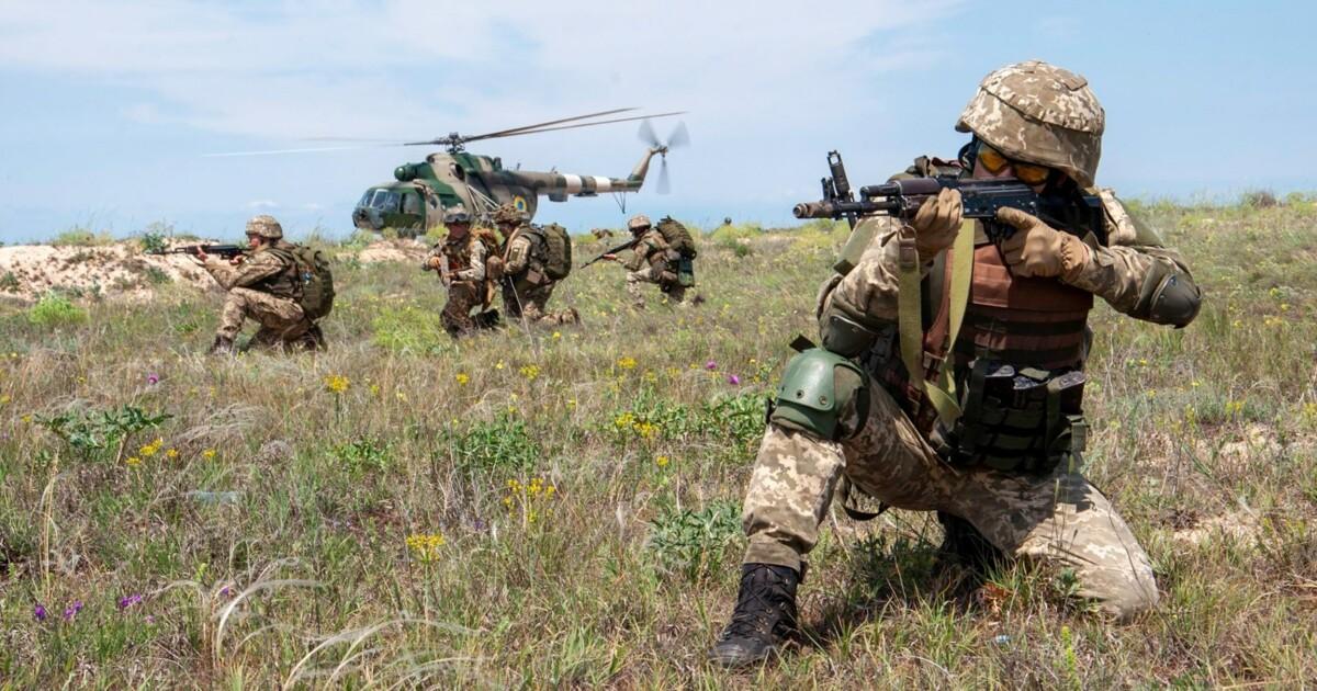 Новости Днепра про Сбор грибов может закончиться трагедией: под Днепром проходят военный учения