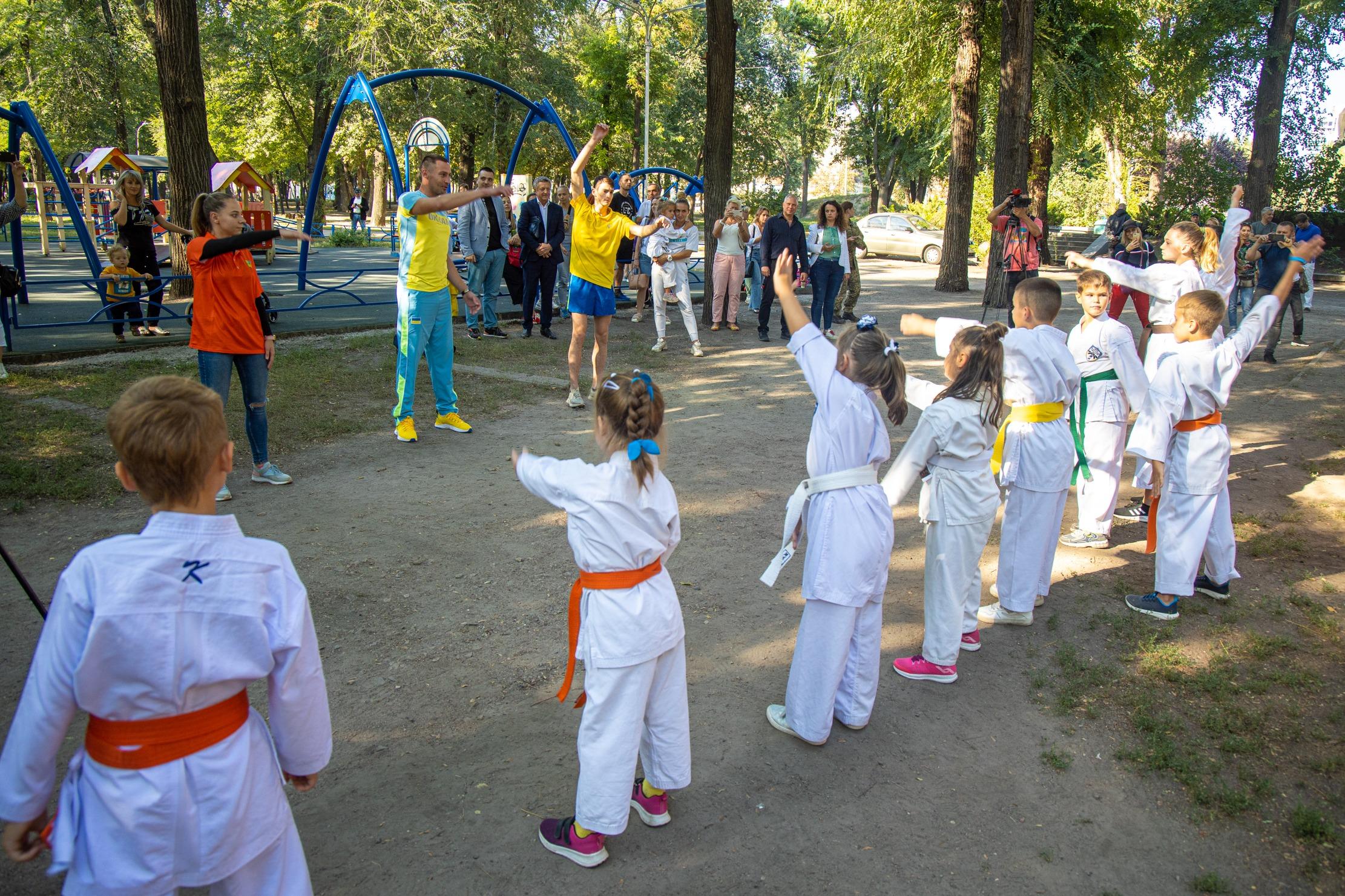 Спорт. Новости Днепра
