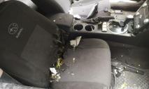 В Subaru на Литейной в Днепре взорвалась граната: теракт или покушение