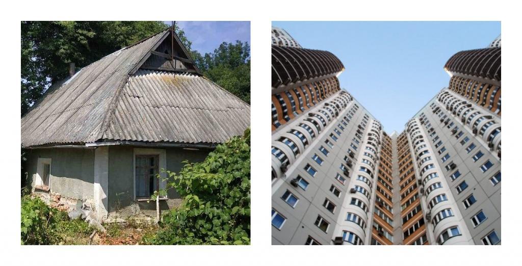 Новости Днепра про Что-то новое: в украинских селах разрешили строительство многоэтажек