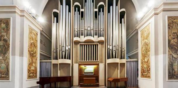 В Днепре хотят перенести Дом органной и камерной музыки в парк Шевченко