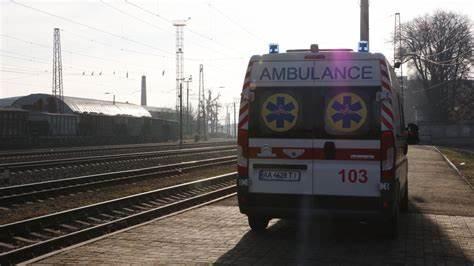 Резкое торможение и удар: в больнице под Днепром умерла женщина
