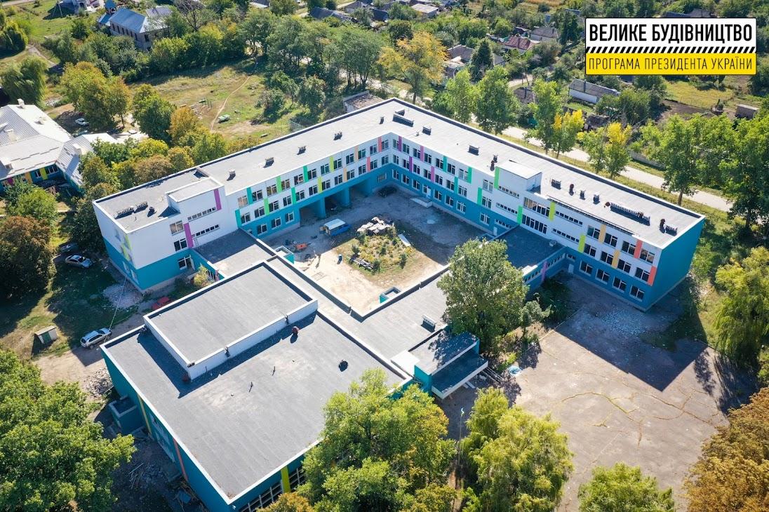 Опорная школа. Новости Днепра