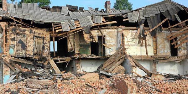 Дом с шаром и призрак НКВД: 10 мест в Днепре, которых уже нет