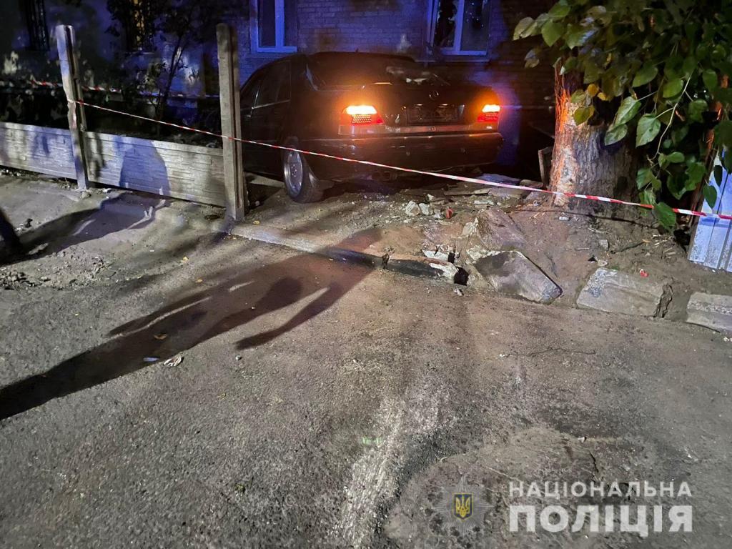 Новости Днепра про Не помощник судьи, а наркоман и аферист: кто сидел за рулем Mercedes во время ДТП на Калиновой