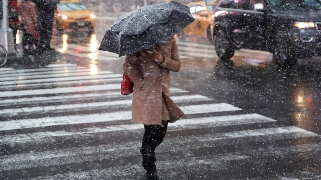 Новости Днепра про Синоптики обещают в Украине похолодание и мокрый снег: какая погода ждет днепрян