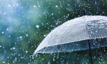 В пятницу днепрян ждет дождливая погода