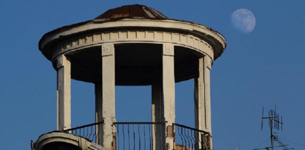 Где в Днепре есть беседки на крышах и можно ли туда попасть