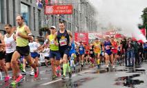 На выходных временно перекроют центр Днепра из-за марафона (карта и список улиц)