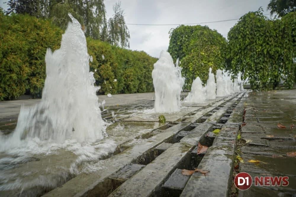 Новости Днепра про В Днепре отремонтируют фонтан на набережной: что планируют сделать