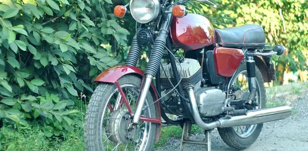 Чоппер и спорт-турист: как выглядит мотоцикл за 5 тыс грн на продажу в Днепре (ФОТО)