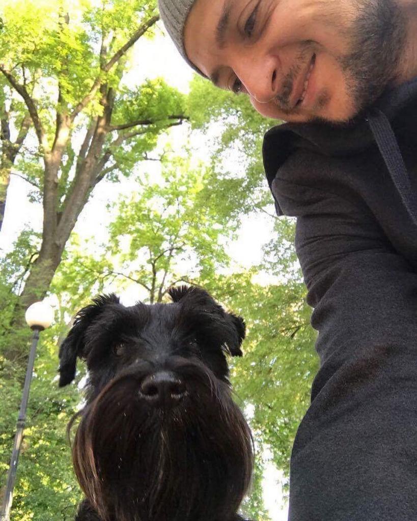 Новости Днепра про Владимир Зеленский показал своего домашнего любимца
