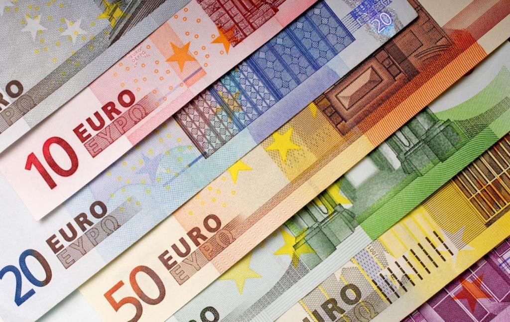 Новости Днепра про Евро дорожает: курс валют на 8 октября