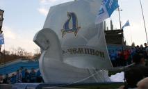 «Кораблик уплыл»: в Днепре демонтировали памятник–ладью на бульваре Кучеревского