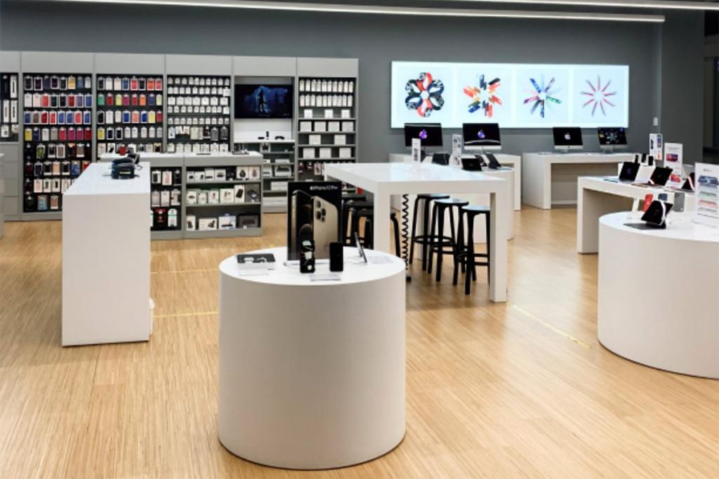 Новости Днепра про У Дніпрі відкривається iOn - магазин техніки Apple зі статусом Apple Authorized Resellers