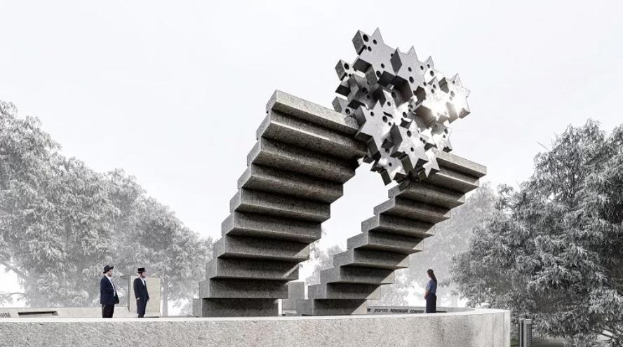 В Днепре планируют сделать мемориал жертвам нацизма: как он будет выглядеть
