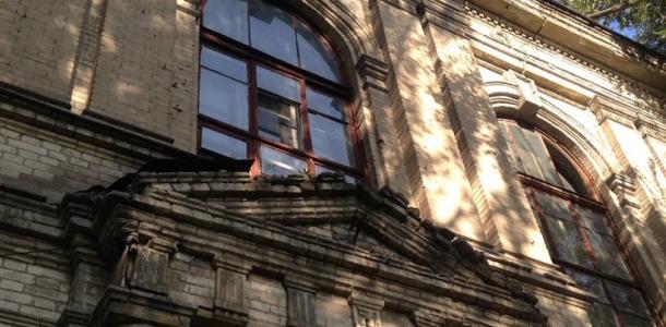 Из последних сил: в Днепре еще одна жемчужина архитектура немедленно требует ремонта