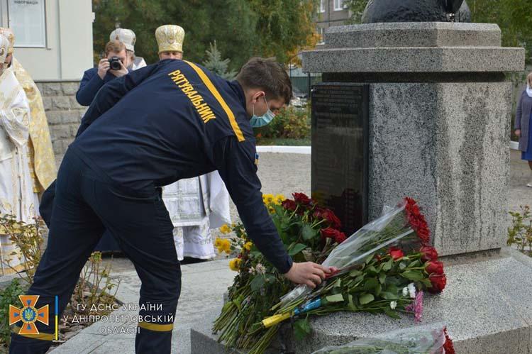 Новости Днепра про Спустя 14 лет: в Днепре вспомнили жертв Мандрыковской трагедии