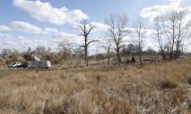В Днепре на бывшем Ломовском плацдарме начали раскопки для поиска павших солдат Второй мировой войны