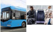 «Красная» зона в Днепре: как будет работать общественный транспорт