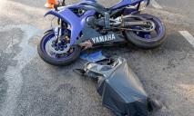 ДТП с мотоциклистом на Калиновой: подробности (ВИДЕО)